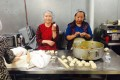 Momo Making for Living Traditions 2014